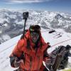 Alex Harz Climbs Everest
