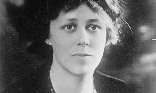 Doris Stevens, Class of 1905