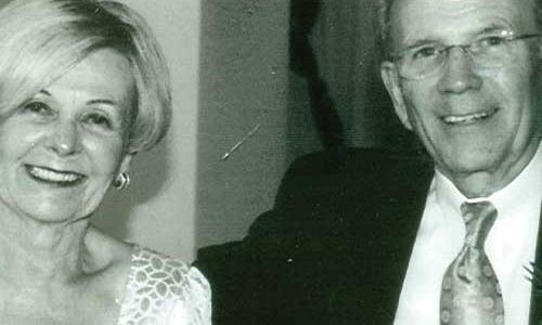 Stephen & Judith Hutton Olson, Class of 1960