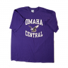 Central Eagles Purple T-Shirt